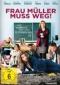 DVD: FRAU M�LLER MUSS WEG! (2014)