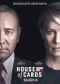 DVD: HOUSE OF CARDS - Series 4 Ep.1-4