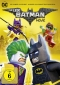DVD: THE LEGO BATMAN MOVIE (2016)