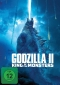 DVD: GODZILLA II - KING OF THE MONSTERS (2019)